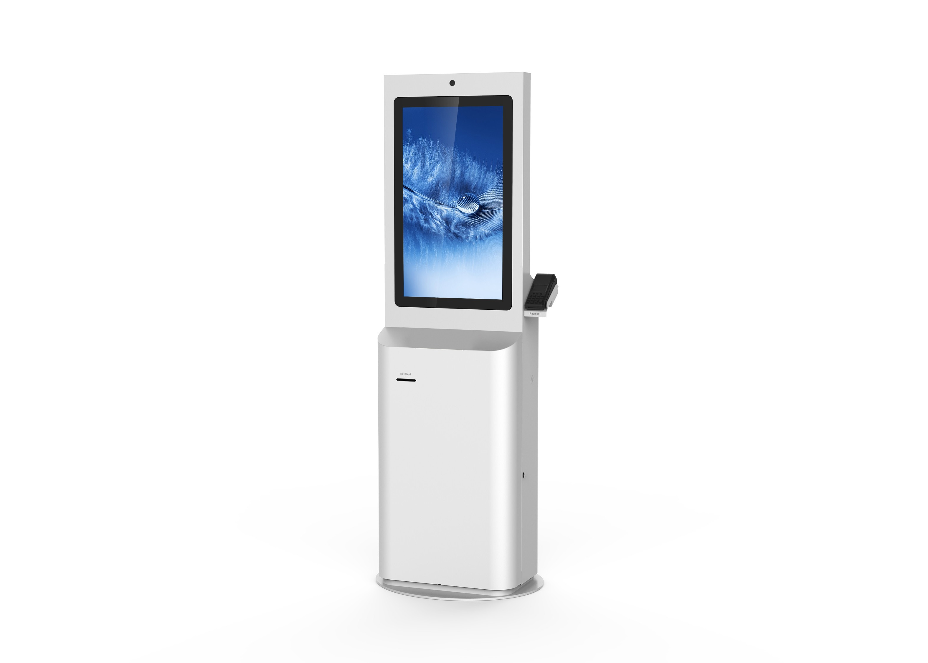 Self Pay kiosk pos reader